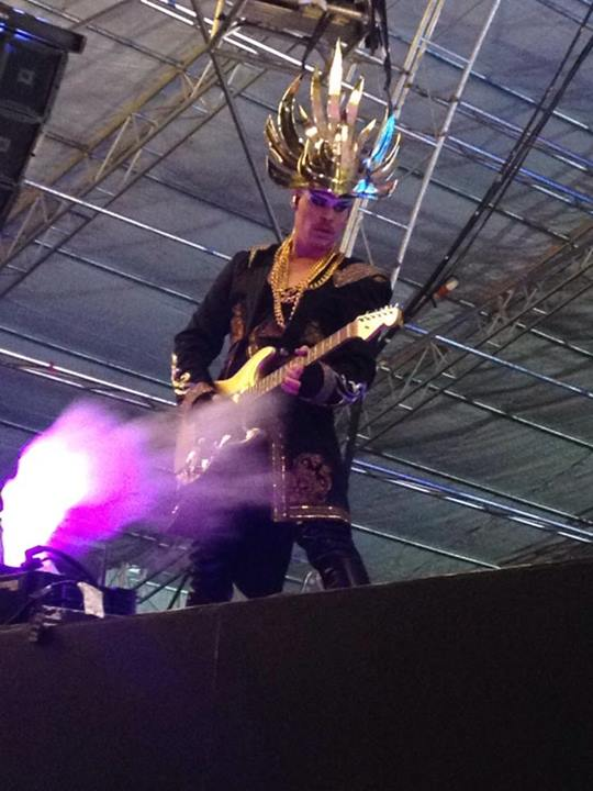 Empire of the Sun. Photo by Asia Urquico